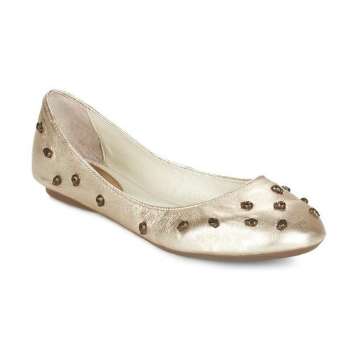 kengät Naiset Balleriinat Mosquitos BLUES-M Kulta