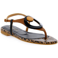 kengät Naiset Sandaalit ja avokkaat Priv Lab MOSAIC MORO ALLURE Marrone