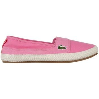 kengät Naiset Tennarit Lacoste Marice 218 1 Caw Vaaleanpunaiset