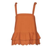 vaatteet Naiset Topit / Puserot Betty London OULINE Ruskea