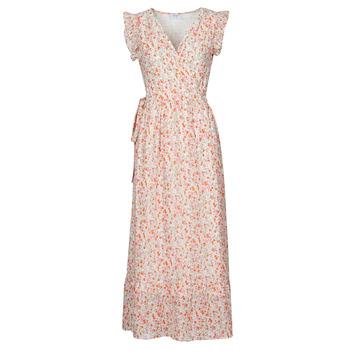 vaatteet Naiset Pitkä mekko Betty London OULANE Vaaleanpunainen