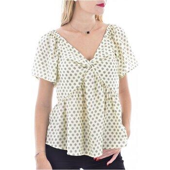 vaatteet Naiset Topit / Puserot See U Soon 20116121B Green