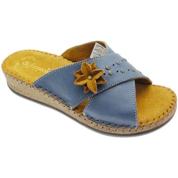 kengät Naiset Sandaalit De Fonseca DEFONEULALIAblu blu