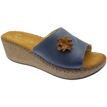 kengät Naiset Sandaalit De Fonseca DEFONDEVOTAblu blu