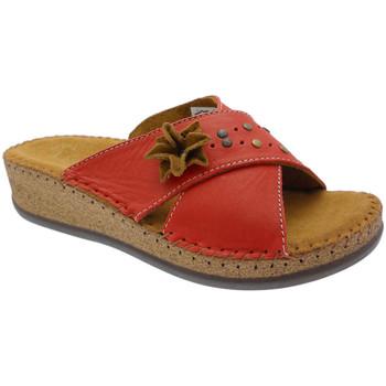 kengät Naiset Sandaalit De Fonseca DEFONEULALIAros rosso