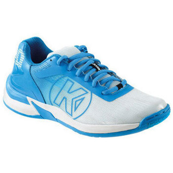 kengät Naiset Urheilukengät Kempa Chaussures femme  Attack 2.0 blanc/bleu