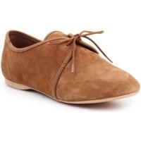 kengät Naiset Derby-kengät Lacoste 25LEW2008B23 Ruskeat
