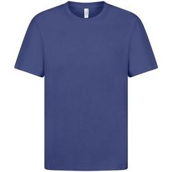 vaatteet Miehet Lyhythihainen t-paita Casual Classics  Royal