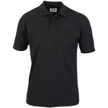 vaatteet Miehet Lyhythihainen poolopaita Casual Classics  Black
