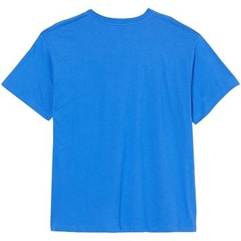 vaatteet Miehet Lyhythihainen t-paita Stedman  Bright Royal