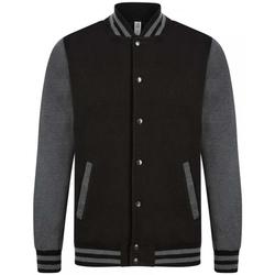 vaatteet Miehet Pusakka Casual Classics  Black/Charcoal