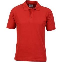 vaatteet Miehet Lyhythihainen poolopaita Casual Classics  Red