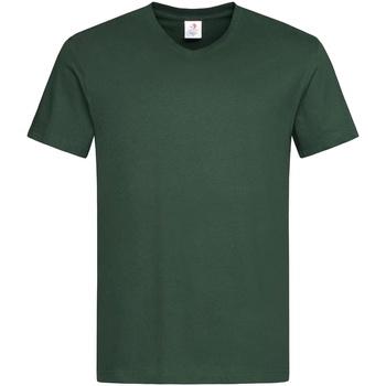 vaatteet Miehet Lyhythihainen t-paita Stedman  Bottle