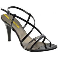 kengät Naiset Sandaalit ja avokkaat Lea Foscati  Musta