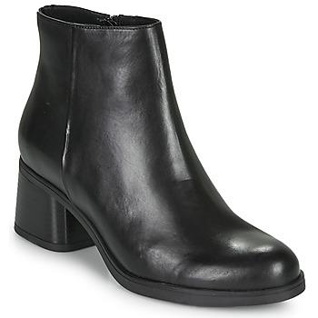 kengät Naiset Bootsit André EARWIN Musta