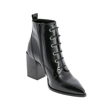 kengät Naiset Bootsit André EMOGENE Musta