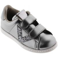 kengät Lapset Matalavartiset tennarit Victoria 1125257 Hopea