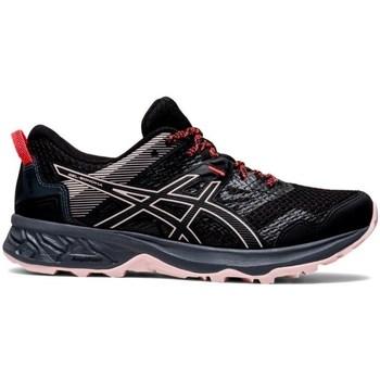 kengät Naiset Fitness / Training Asics Gelsonoma 5 Mustat, Vaaleanpunaiset