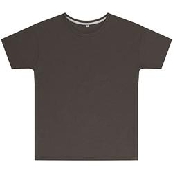 vaatteet Lapset Lyhythihainen t-paita Sg SGTEEK Charcoal