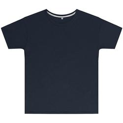 vaatteet Lapset Lyhythihainen t-paita Sg SGTEEK Navy Blue