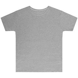 vaatteet Lapset Lyhythihainen t-paita Sg SGTEEK Light Oxford Grey