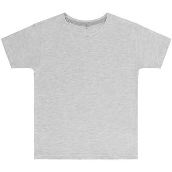 vaatteet Lapset Lyhythihainen t-paita Sg SGTEEK Ash Grey