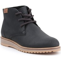 kengät Naiset Bootsit Lacoste Manette Mustat