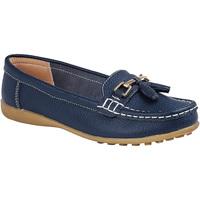 kengät Naiset Mokkasiinit Boulevard  Navy