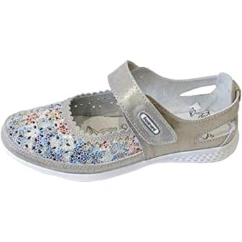kengät Naiset Balleriinat Boulevard  Grey/Floral