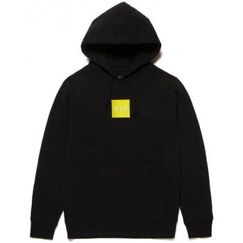vaatteet Miehet Svetari Huf Sweat hood box logo Musta