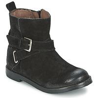 kengät Tytöt Bootsit Aster NINON Black