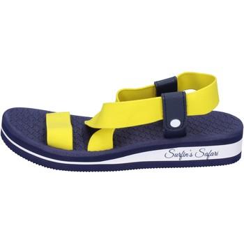 kengät Pojat Sandaalit ja avokkaat Surfin's Safari Sandaalit BK173 Keltainen