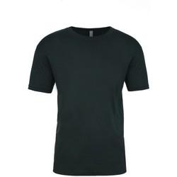 vaatteet Lyhythihainen t-paita Next Level NX3600 Forest Green