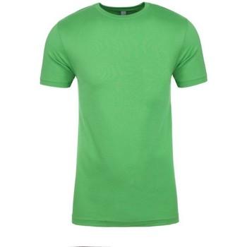 vaatteet Lyhythihainen t-paita Next Level NX3600 Kelly Green