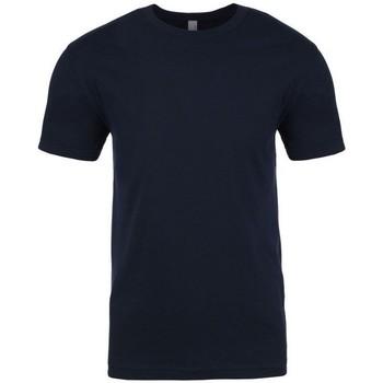 vaatteet Lyhythihainen t-paita Next Level NX3600 Midnight Navy