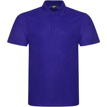 vaatteet Miehet Lyhythihainen poolopaita Prortx RX101 Purple