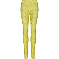 vaatteet Naiset Legginsit Awdis JC077 Kaleidoscope Lime