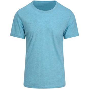 vaatteet Miehet Lyhythihainen t-paita Awdis JT032 Surf Ocean Blue