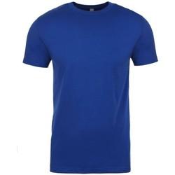 vaatteet Lyhythihainen t-paita Next Level NX3600 Royal Blue