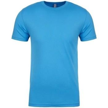 vaatteet Lyhythihainen t-paita Next Level NX3600 Turquoise