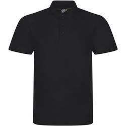 vaatteet Miehet Lyhythihainen poolopaita Prortx RX101 Black
