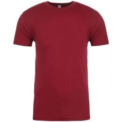 vaatteet Lyhythihainen t-paita Next Level NX3600 Cardinal Red