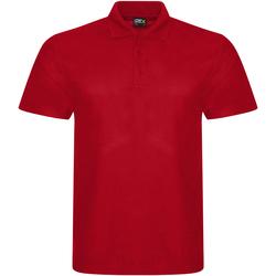 vaatteet Miehet Lyhythihainen poolopaita Prortx RX101 Red