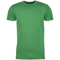 vaatteet Miehet Lyhythihainen t-paita Next Level NX6210 Kelly Green