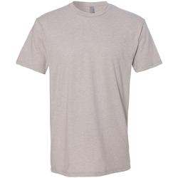 vaatteet Miehet Lyhythihainen t-paita Next Level NX6210 Silk