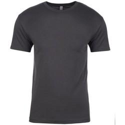 vaatteet Lyhythihainen t-paita Next Level NX3600 Heavy Metal