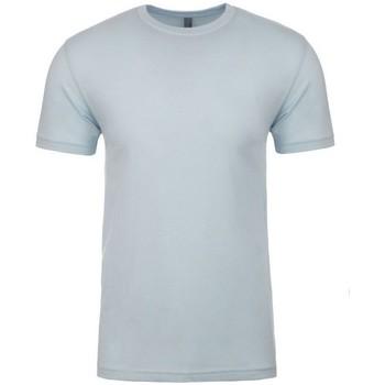 vaatteet Lyhythihainen t-paita Next Level NX3600 Light Blue