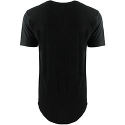 vaatteet Miehet Lyhythihainen t-paita Next Level NX3602 Black