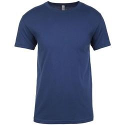 vaatteet Lyhythihainen t-paita Next Level NX3600 Cool Blue