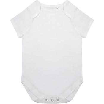 vaatteet Lapset Jumpsuits / Haalarit Larkwood LW655 White